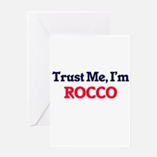Trust Me, I'm Rocco Greeting Cards