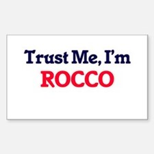 Trust Me, I'm Rocco Decal
