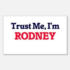 Trust Me, I'm Rodney Decal