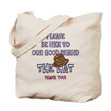 Pass The Hat Tote Bag