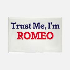 Trust Me, I'm Romeo Magnets