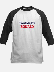 Trust Me, I'm Ronald Baseball Jersey
