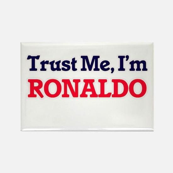 Trust Me, I'm Ronaldo Magnets