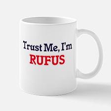 Trust Me, I'm Rufus Mugs