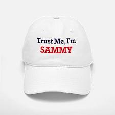 Trust Me, I'm Sammy Baseball Baseball Cap