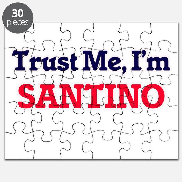 Trust Me, I'm Santino Puzzle