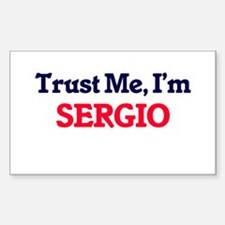 Trust Me, I'm Sergio Decal