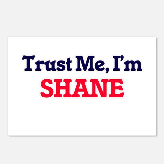 Trust Me, I'm Shane Postcards (Package of 8)