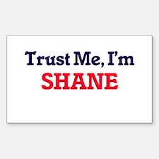Trust Me, I'm Shane Decal