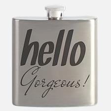 Hello Gorgeous Flask