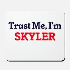 Trust Me, I'm Skyler Mousepad