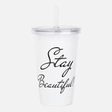 Gifts for Her Stay Bea Acrylic Double-wall Tumbler