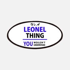It's LEONEL thing, you wouldn't understand Patch