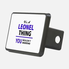 It's LEONEL thing, you wou Hitch Cover