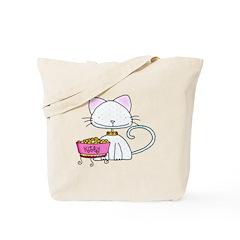Princess Kitty Tote Bag
