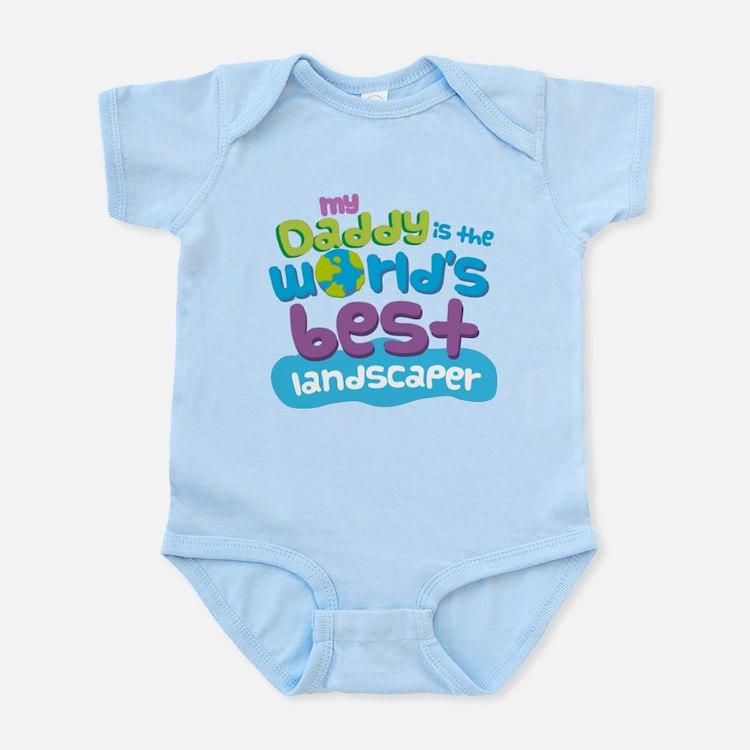 Landscaper Gifts for Kids Infant Bodysuit