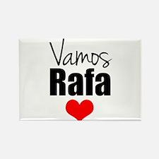 Vamos Rafa Love Magnets