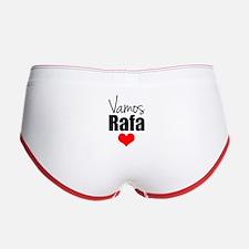 Vamos Rafa Love Women's Boy Brief