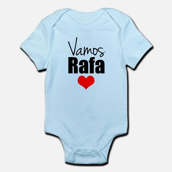 Vamos Rafa Love Body Suit