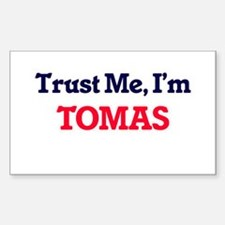 Trust Me, I'm Tomas Decal