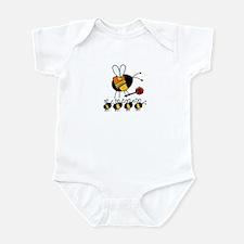 crossing guard Infant Bodysuit