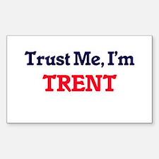Trust Me, I'm Trent Decal