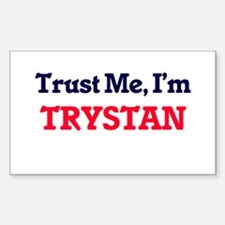Trust Me, I'm Trystan Decal