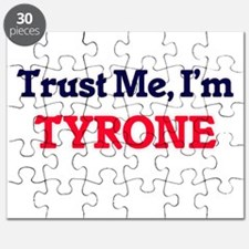 Trust Me, I'm Tyrone Puzzle
