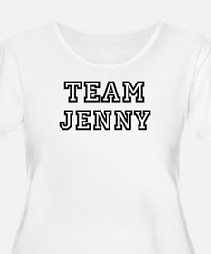 team2.8_team_JENNY_A.jpg Plus Size T-Shirt