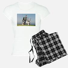 GS VESPA MOD Pajamas