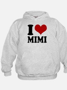 I Heart Mimi Hoodie