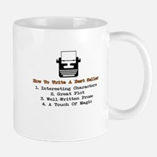 Write A Best Seller Mugs