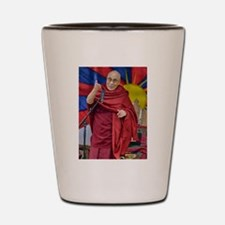 DALAI LAMA Shot Glass