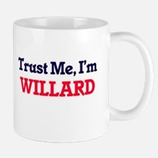 Trust Me, I'm Willard Mugs