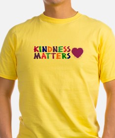 KINDNESS MATTERS (both sides) T-Shirt