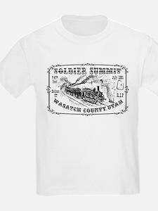 Soldier Summit, Utah T-Shirt