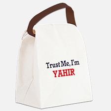 Trust Me, I'm Yahir Canvas Lunch Bag