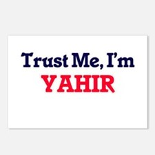 Trust Me, I'm Yahir Postcards (Package of 8)