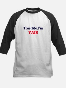 Trust Me, I'm Yair Baseball Jersey