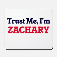 Trust Me, I'm Zachary Mousepad