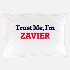 Trust Me, I'm Zavier Pillow Case