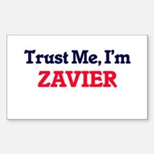 Trust Me, I'm Zavier Decal