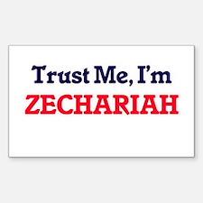 Trust Me, I'm Zechariah Decal
