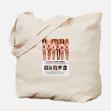 Sticky Poster Tote Bag