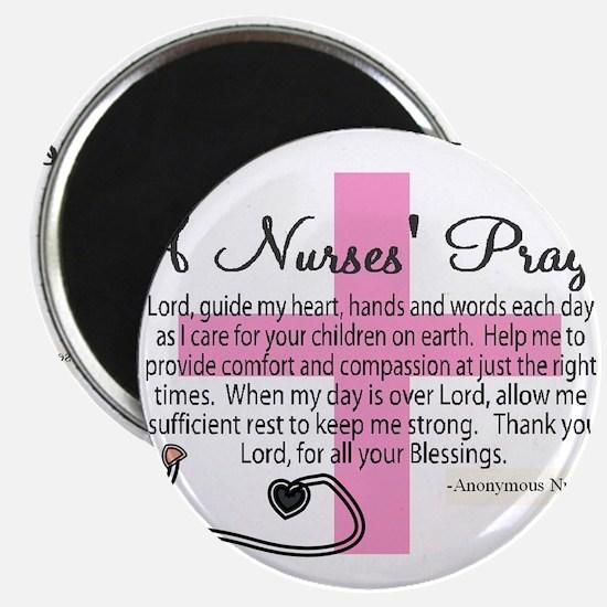 A Nurses PRAYER BEST Magnets