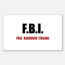 Full Italian Decal