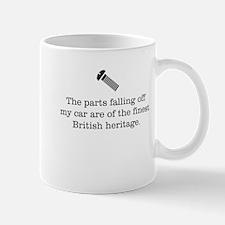 British Parts Mug