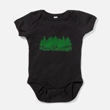 Cute Recycle nature Baby Bodysuit