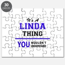 It's LINDA thing, you wouldn't understand Puzzle