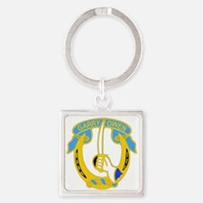 4-7TH CAV RGT WITH TEXT.jpg Keychains